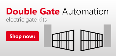Double Gate Automation - Electric Gate Kits